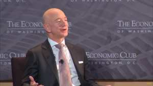Bezos' investigator claims Saudi Arabia hacked his phone