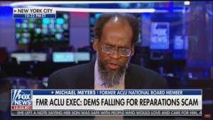"FMR ACLU exec calls reparations movement ""buffoonery"", ""sheer racial rhetoric"""