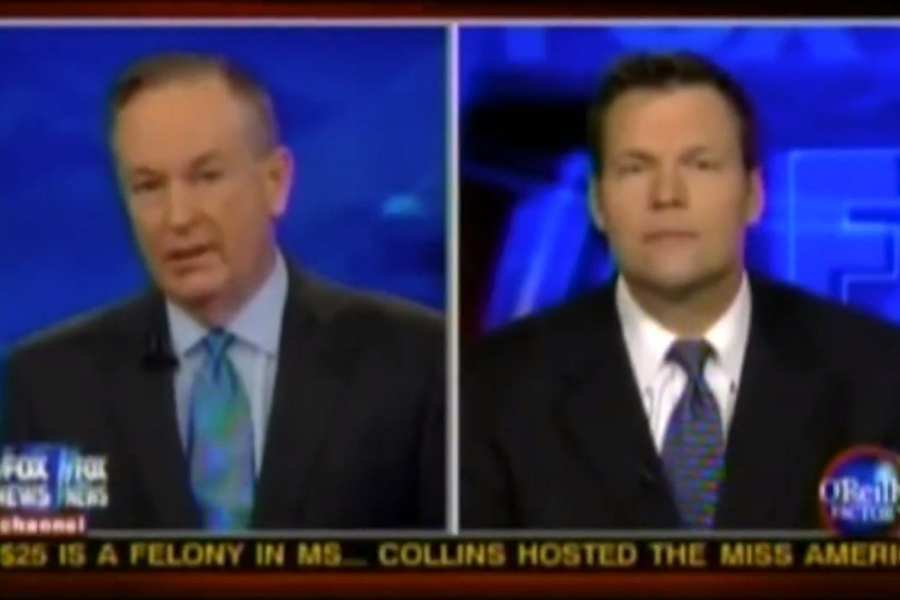 WATCH-FLASHBACK! Kobach lays out legal case to end alien birthright citizenship