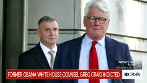 HAPPENING: OBAMA WHITE HOUSE COUNSEL INDICTED FOR LYING TO MUELLER TEAM