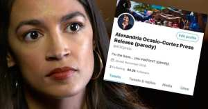 TWITTER BANS JEWISH TRUMP SUPPORTER OVER AOC PARODY ACCOUNT