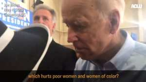 Joe Biden now supports Taxpayer-funded Abortions