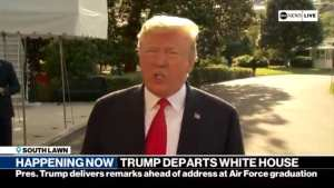 """Trump says he's making a """"big league statement"""" on the border today or tomorrow"""