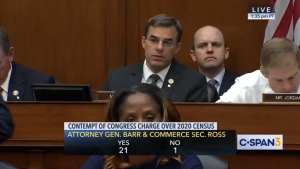 Amash votes to hold Barr, Ross in contempt