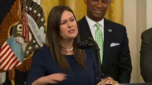 Sarah Sanders may run for Governor of Arkansas