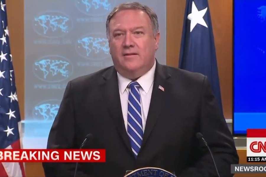 CNN hints Trump Admin has no evidence Iran attacked Oil Tankers
