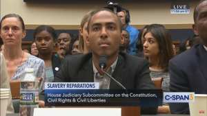 WATCH: Black Democrat booed for not supporting Reparations