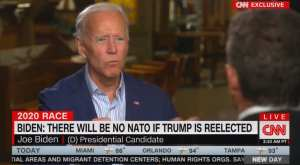 After Russia interfered in election CNN lets Biden claim Russia would never interfere under him
