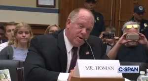 AOC gets wrecked by Fmr ICE director Homan