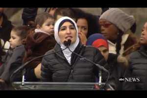 """Linda Sarsour defends Antifa: They are """"anti-fascist"""""""