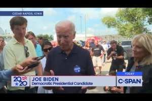 Joe Biden bashes Texas over loosening gun laws