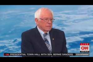 "Bernie wants more Abortion rights in poor countries to stop ""overpopulation"""