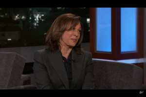 Kamala Harris calls for Kavanaugh impeachment over Fake hit piece