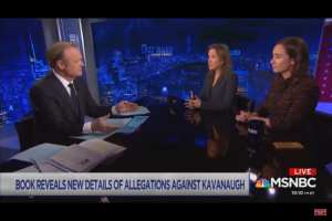 NYT journos blame editors for Kavanaugh story blunder