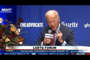 Biden says prisoners determine their sexual identity