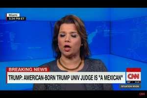 Ana Navarro is mad Black Americans support President Trump