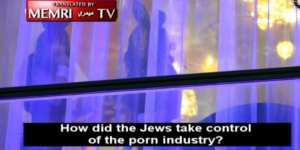 "Al Jazeera owned outlet claims Jews use porn to ""corrupt people"""