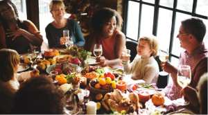 "Huffington Post: Skip Thanksgiving with your family if it ""hurts your mental health"""