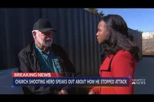 "NBC: Armed Parishioners ""controversial topic"" among critics"