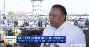 BET Founder: The 2020 election is Trump's to lose
