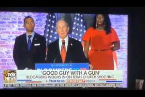 Bloomberg: We just can't let the average American have guns in a crowded place