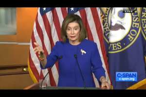 "Pelosi: strike on Soleimani was an assassination and an ""assault on Iran"""