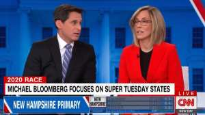 "CNN's Camerota: NH Voters ""couldn't wait"" to vote for Trump"