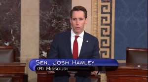 Sen. Hawley introducing resolution to investigate China over Chinavirus