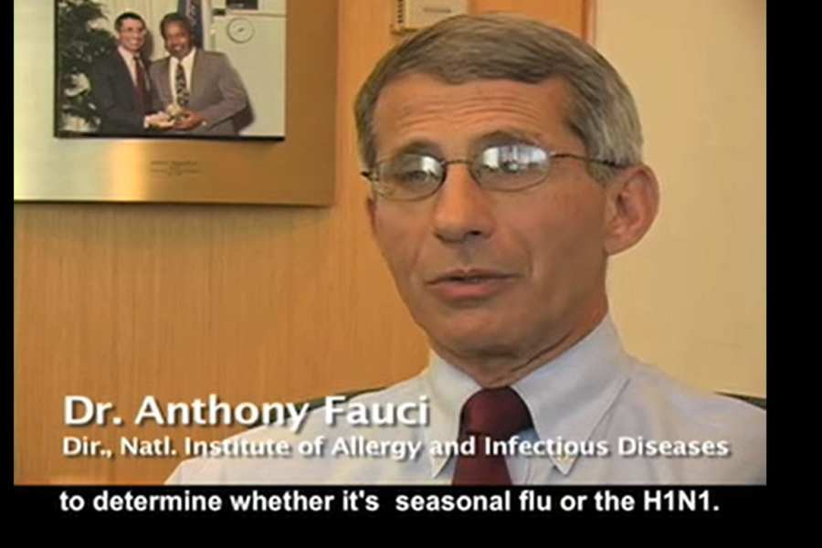 Dr. Fauci Now Claims Staying Closed Too Long Can Cause 'Irreparable Damage'