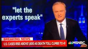 MSNBC's O'Donnell: People are dying because Trump is President