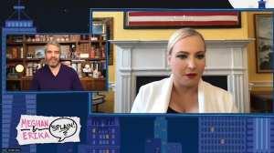 Meghan McCain hints that she is voting for Joe Biden