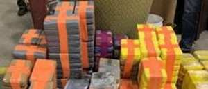 Feds seized almost $30M in drugs from a 2,000-foot tunnel under Border