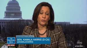 "Kamala Harris Pushing Senate Resolution To Claim ""Wuhan Virus"" Is Racist"