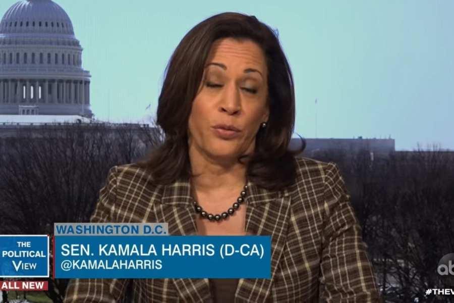 """NYT: Kamala Is A """"Pragmatic Moderate"""""""