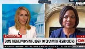 CNN only asks Dem VP prospect one question about racist Biden comment