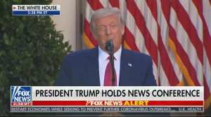 Trump: Paris Climate Accord Gift From Biden To The CCP
