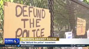 Americans Oppose Defunding The Police