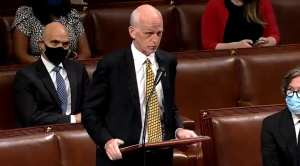 Dem Chairman: It Wasn't China's Job To Warn The American People Of COVID-19
