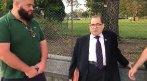 """Jerry Nadler Claims Antifa Violence In Portland Is A """"Myth"""""""