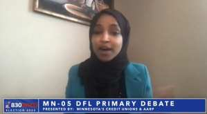 Ilhan Omar On Biden: We Have Had The Opportunity To Move Him Farther Left