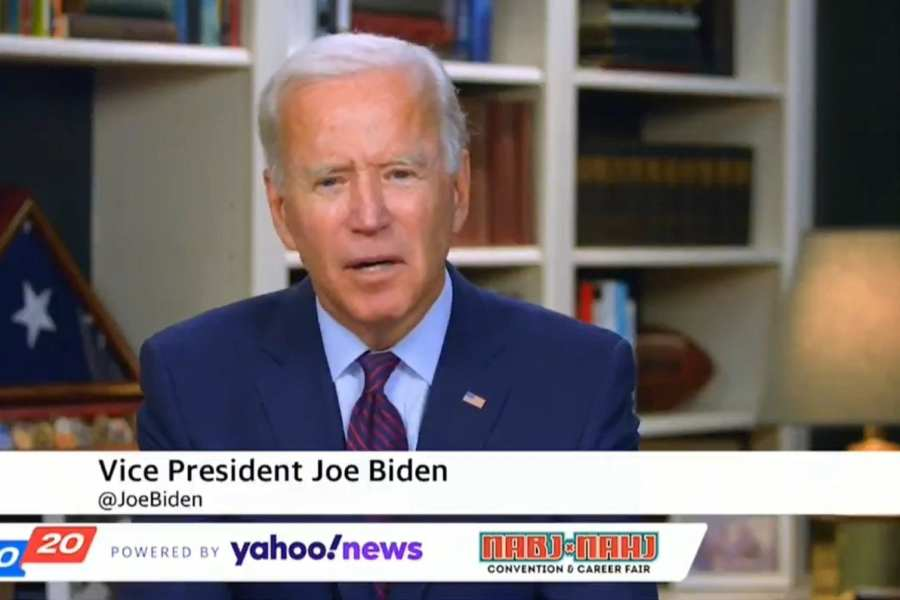 Biden: Illegal Aliens Should Have Access To Same Benefits As Everyone Else