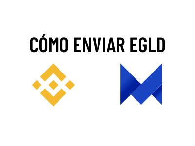 Cómo enviar EGLD-2