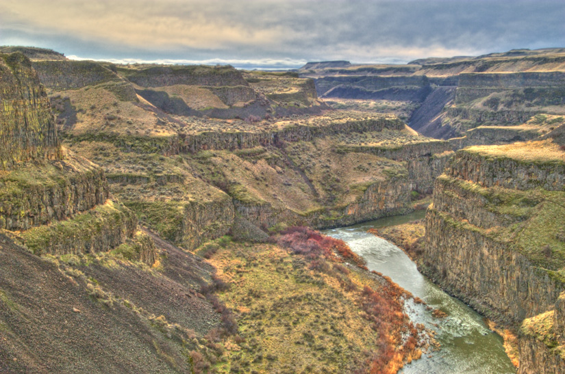 Canyon View by Gary Hamburgh - All Rights Reserved