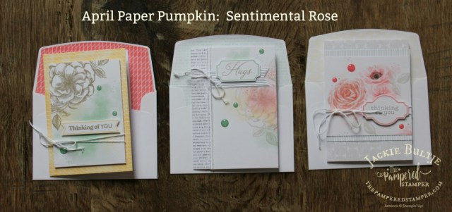 Paper Pumpkin is a great monthly kit in the mail that makes it easy to create for your charities