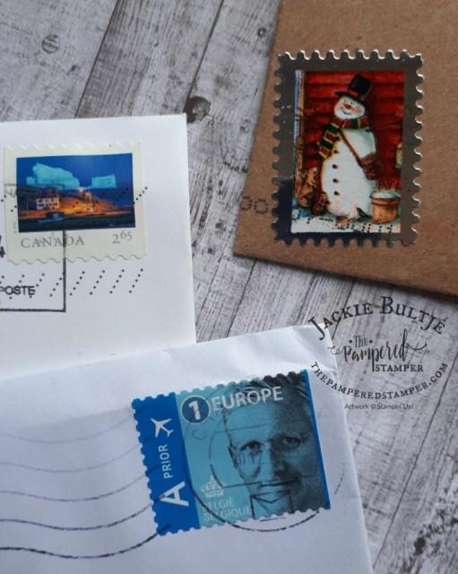 Happy Mail from Belgium