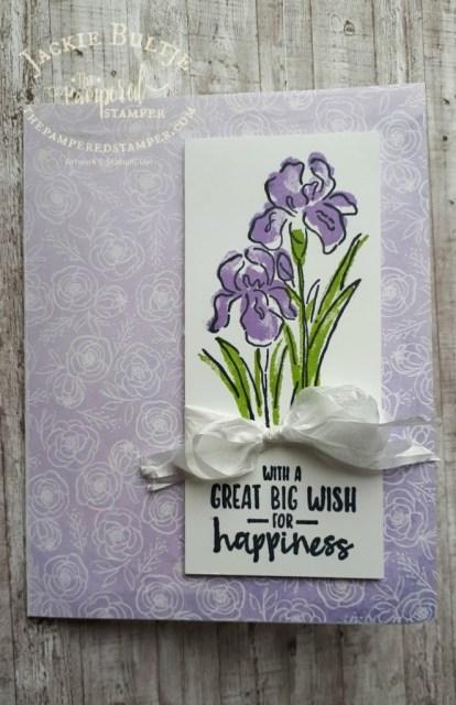 Inspiring Iris