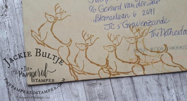 Happy Mail from New Brunswick