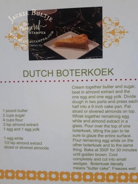 Boter Koek