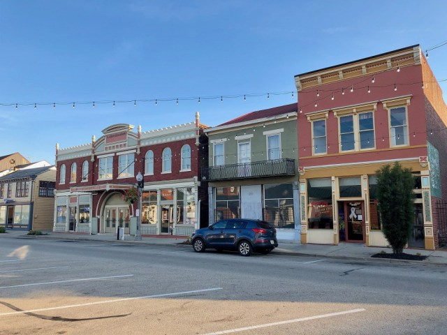 Lawrenceburg Main Street