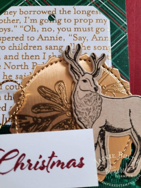Wishes & Wonder for December Coffee and a Card to go class
